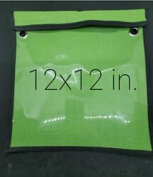 2 Lure Bags Offshore Fishing Tackle 12x12 Washable