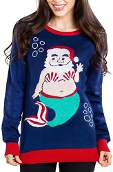 Tipsy Elves Ugly Christmas Sweaters For Women - Hilarious Holiday Winter Pullove
