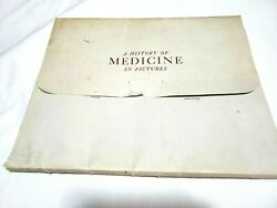 A History Of Medicine In Pictures Parke Davis And Co 45 Prints Complete Set