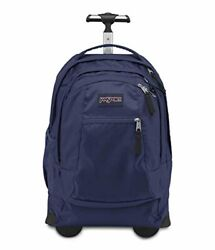 Jansport Driver 8 Rolling Backpack - Wheeled Travel Bag With 15-inch Laptop