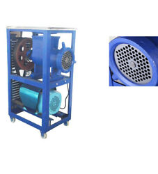 220v Electric Bone Crusher Feed Processer W/ Extra Cutter W/stable Wheels Best