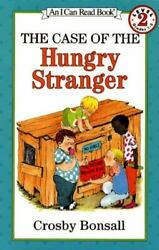 The Case Of The Hungry Stranger Book And Tape I Can Read Book 2