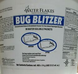 Stearns Water Flakes Bug Blitzer In Premeasured Packets 400 14g Packets New