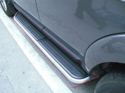 Car Running Board Side Step Nerf Bars For Land Rover Discovery 4 Doors 2010-2012