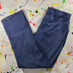 Authentic Pa D.o.c. Pennsylvania Department Of Corrections Inmate Blue Jeans