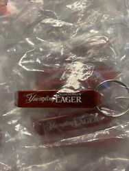 New Lot Of 234 Yuengling Beer Advertising Promo Metal Key Chain And Bottle Opener