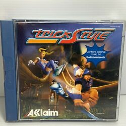 Trick Style + Manual - Pal - Sega Dreamcast - Free Tracked Postage