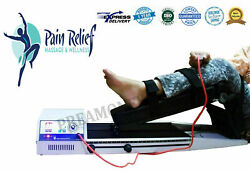 Exercise Injury Recovery Physio Continuous Cpm Machine Knee Passive Motion Unit