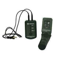 Greenlee Cs-5000 Circuit Seeker Kit With Transmitter And Receiver 600v