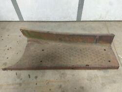 Used Metal Running Board 1941 1942 1946 Chevy Gmc Truck Driver Side 2 Ton