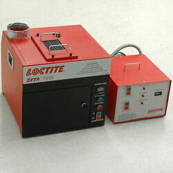 Loctite Zeta 7215 High Intensity Ultraviolet Curing Chamber 1500w Lamp 1970-m6