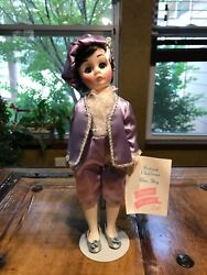 """Madame Alexander 12"""" """"blue Boy"""" Doll From Portrait Collection With Box 1340"""