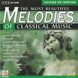Various - The Most Beautiful Melodies Of Classical Music - Voices Of Spring 269
