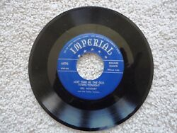 Rare 45 Version - Imperial Red River Valley Mooney W Cactus Twisters