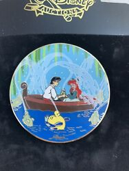 Disney Auctions Gomes Ariel And Eric Kiss The Girl Le 100 Pin The Little Mermaid