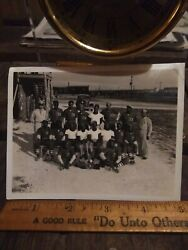 Rare 1940s African Americans Colored League Baseball Team