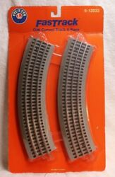 Lionel O Scale O36 Curved Track 4-pack 6-12033 New And Sealed