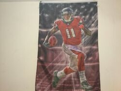 Nfl / Sports Flag / Banner Exclusive Collectibles Fast Free Shipping