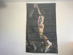 Nba / Sports Flag / Banner Exclusive Collectibles Fast Free Shipping