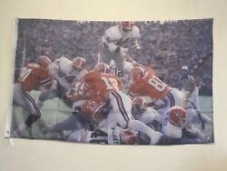 Ncaa / Sports Flag / Banner Exclusive Collectibles Fast Free Shipping