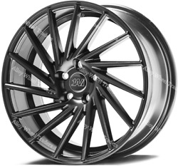 20 Sb Zx1 Alloy Wheels Commercially Rated To 860kg Fits Vw T5 T6 T28 T30 T32