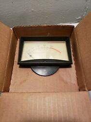 Api Instruments Large Vu Meter New Old Stock In Box