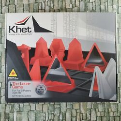 Khet Strategy At The Speed Of Light The Laser Game Mensa Select Fast Shipping