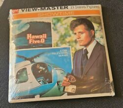 Unopened Gaf B590 Hawaii 5-0 Cbs Tv Show Jack Lord View-master Reels Packet