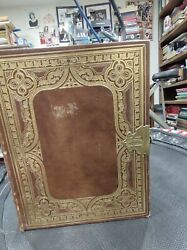 Vintage Hardingand039s Royal Edition The Holy Bible From 1868 William W Harding Lqqk