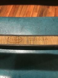 1967 68 Shelby Gt500 Nos Original Fomoco Oval Air Filter Part Numbers And Logoandnbsp