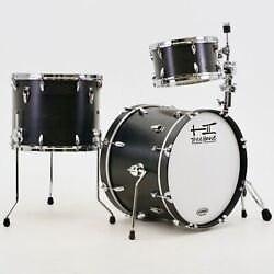 Treehouse Custom Drums 3-piece Compact Nesting Kit 12-16-20