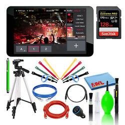 Yololiv Yolobox Portable Live Streaming Studio With Sandisk 128gb Pro Sd Card