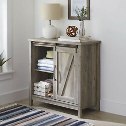 Small Storage Cabinet Buffet Cabinet Linen Storage Cabinet Wood Accent Cabinet