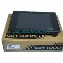 New In Box Mitsubishi Gt1175-vnba-c Gt1175vnbac Touchpad One Year Warranty