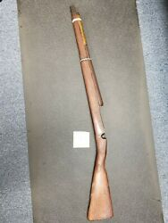 1903-a3 Springfield Type 11 Remington Stock With Hand Guard. Item 28re-11