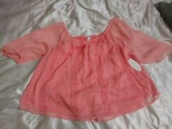 New With Tags Womans Plus Size Blouse 2x
