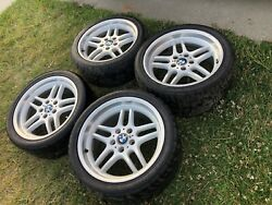 Bmw E39 ///m Sport Wheels Rims Wheel M5 540i 530i 525i 528i 535i 18 Pickup Only