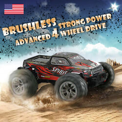 Brushless Rc Truck Car 116 Scale 4wd 2.4g Off-road Remote Control Car Usa Store