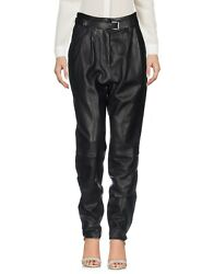 Normal Harem Style Leather Pants For Women Ladies Leather Pants Casual Pants