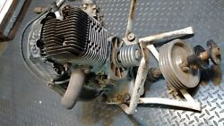 Rotax 335 Cc Ultralight Trike Paraglider Engine Reduction Mount Aircraft