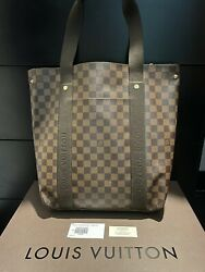 *Barely Used* Louis Vuitton Beaubourg Cabas Damier Canvas With Original box $1349.00