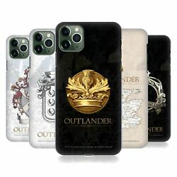 Official Outlander Seals And Icons Hard Back Case For Apple Iphone Phones