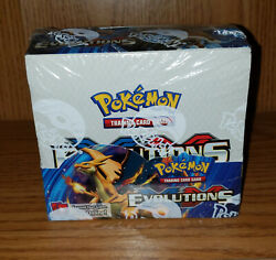 Pokemon Tcg Xy Evolutions Sealed Booster Box - Pack Of 36
