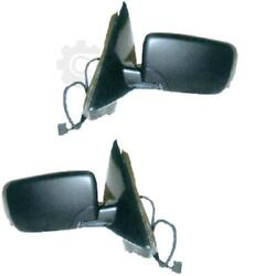 Exterior Mirror Set For Bmw Type 3/e46 Compact 06.01 - 02.05 Electric 1331615