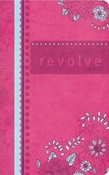 Ncv, Revolve Bible, Leathersoft, Pink The Perfect Bible For Teen Girls