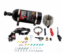 Nitrous Outlet 2018-2019 Mustang Gt Nitrous Plate Hardline System 50-200hp10l