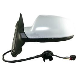 Exterior Mirror Complete Left For Audi A3 8p1 / A3 Sportback 8pa