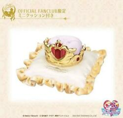 Sailor Moon 25th Limited Antique Style Clip Case Serenity Crystal Tiara Sunstar