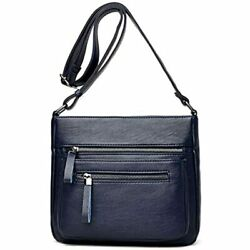 SYYHOME Crossbody Bags For Women Travel Purses Handbags With Multi Pockets Bags $34.53