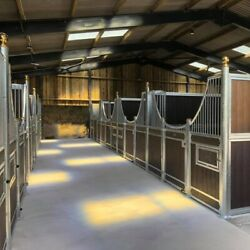Internal Stables | Inc Doors Partitions And Boards | Many Sizes And Styles Available